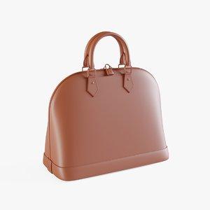 bag handbag 3D