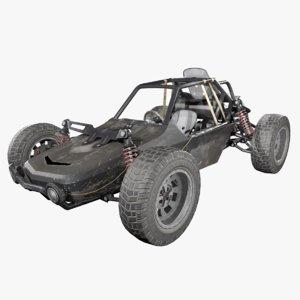buggy vehicle car model