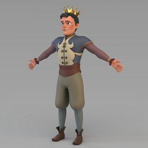 3D prince 01