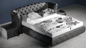 3D kingbed bed model