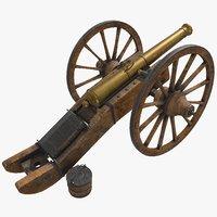 Pbr Field Cannon