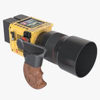 RED Komodo Cinema Camera