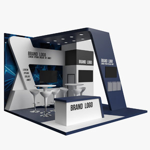 stand advertising model