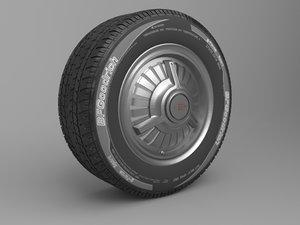 tire classic model