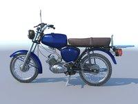 Enduro moped S50