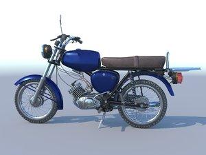 simson s50 s 3D model