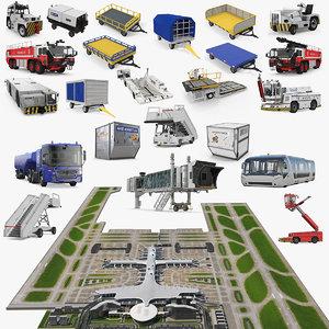 airport big 3 model