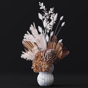 flower floweringplants plants model