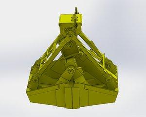 3D grab