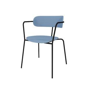 pedigree armchair 3D model