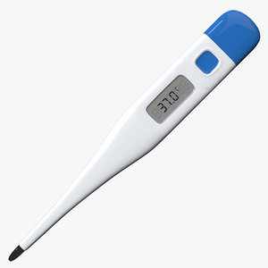 3D thermometer medical