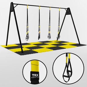 3D trx gym