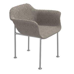 3D chair gina armrests janus