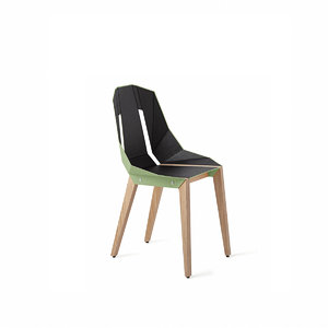 3D tabanda leather chair