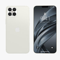 iPhone 12 Pro White