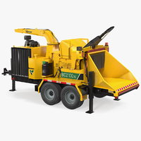 Towed Wood Chipper Vermeer BC2100XL New