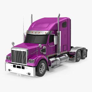 3D heavy duty truck simple