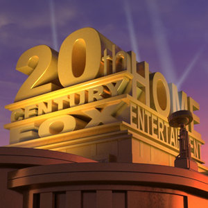 3D model 20th century fox animation