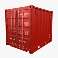 10 foot Shipping Container