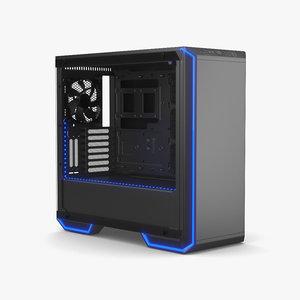 3D pc case