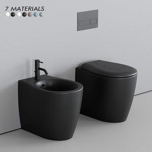 formosa 2 0 bidet 3D model