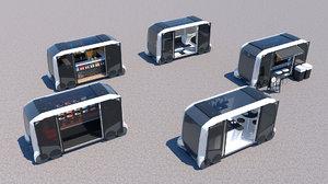 e-palette future 3D model