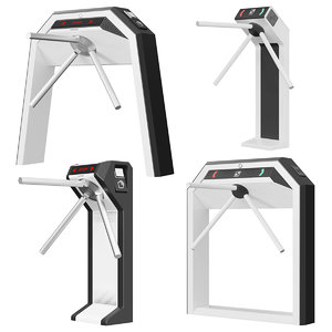 turnstile carddex 3D