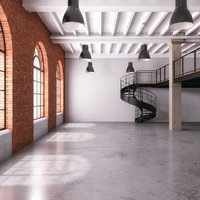 Industrial loft and office space 3