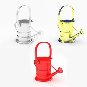 3D watering design