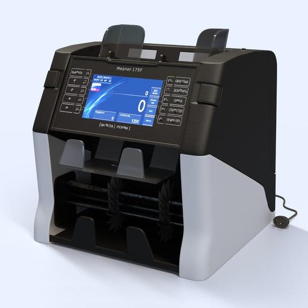 Искательские детектор для проверки денег системы Отбор
