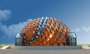 architecture structure model
