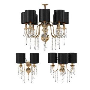 aiardini 2015 giulietta chandelier 3D