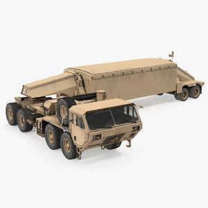 m983 tractor xband radar model