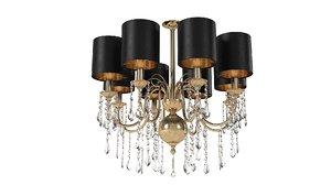 aiardini 2015 giulietta chandelier 3D model