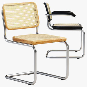 3D cesca chairs b 32