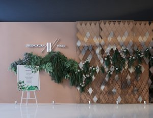 flower plants green 3D model