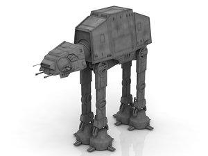 3D machine star wars imperial