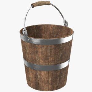 real bucket model