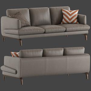 3D maxdivani espirit sofa type4 model