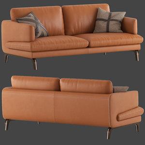 3D model maxdivani espirit sofa type3