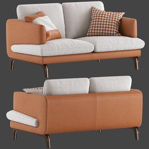 maxdivani espirit sofa type1 3D model