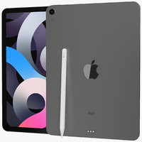Apple iPad Air 4 2020 Space Gray Wifi and Cellular