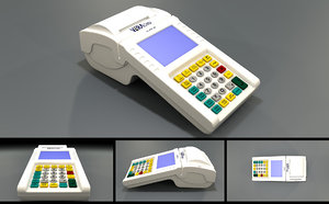 pointofsale pos 3D model