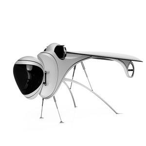 helicopter design 3D