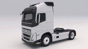 3D generic truck model