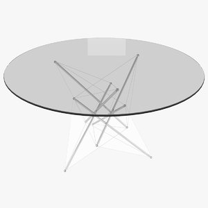 waddell table cassina model