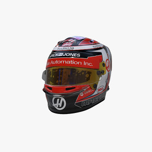 magnussen 2020 helmet model