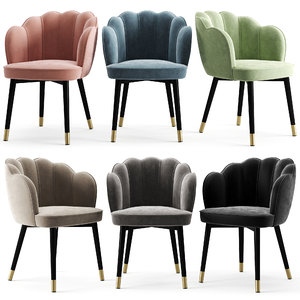 chair dining 3D model