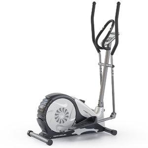 3D elliptical trainer hasttings q600