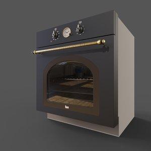 3D oven teka hr-750